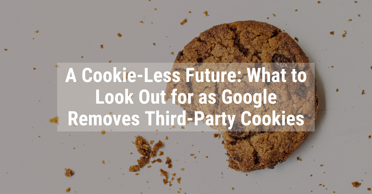 Corporate Ink blog on removal of third-party cookies